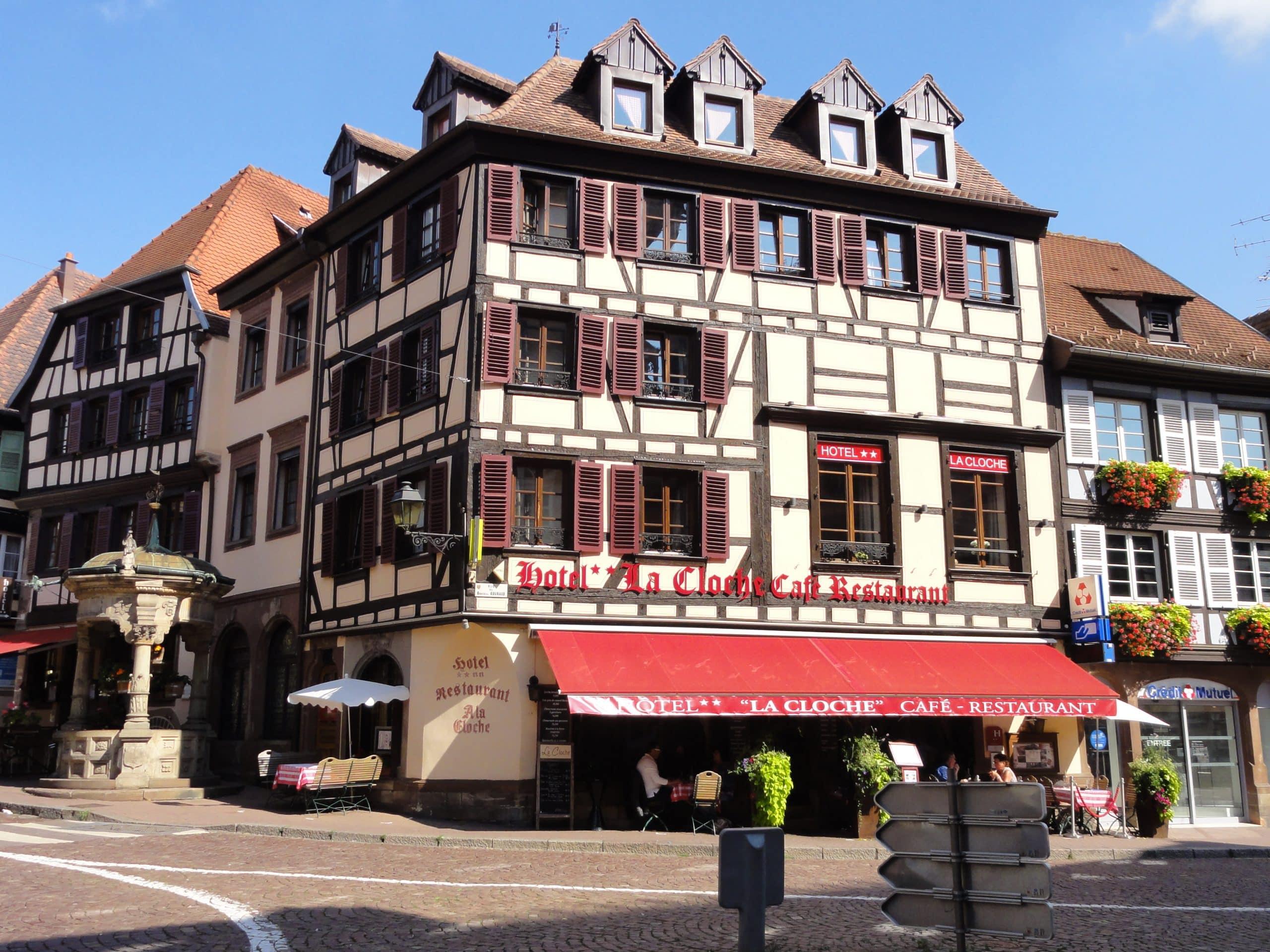 Restaurant La Cloche Obernai