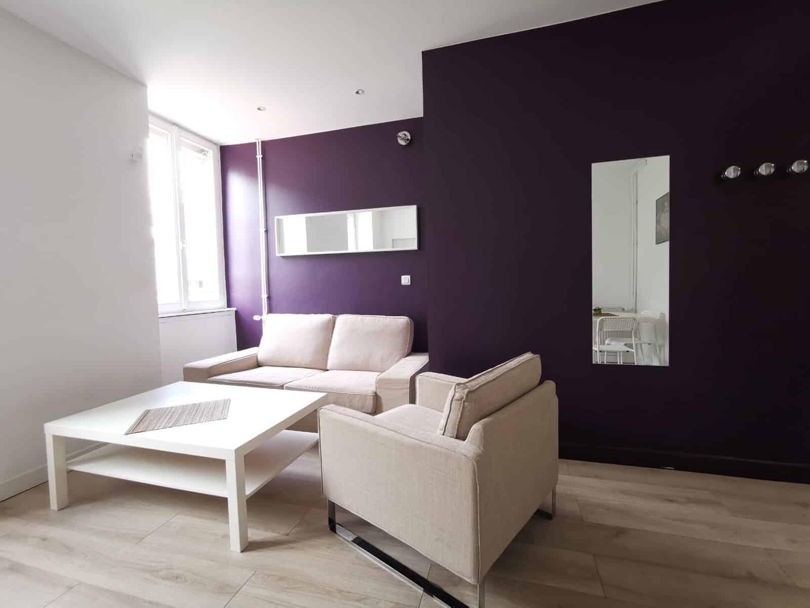 Appartement cosy courte durée Obernai