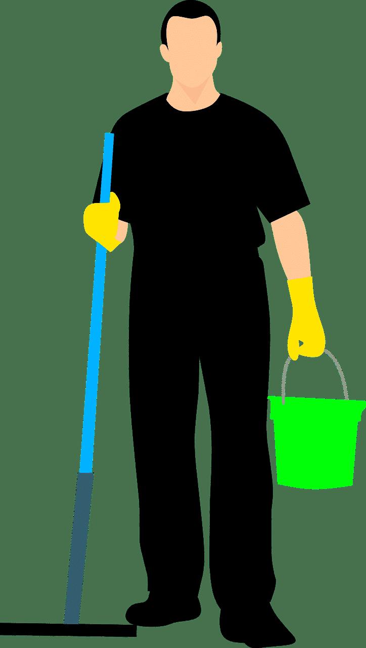 Ménage et vérification du bien
