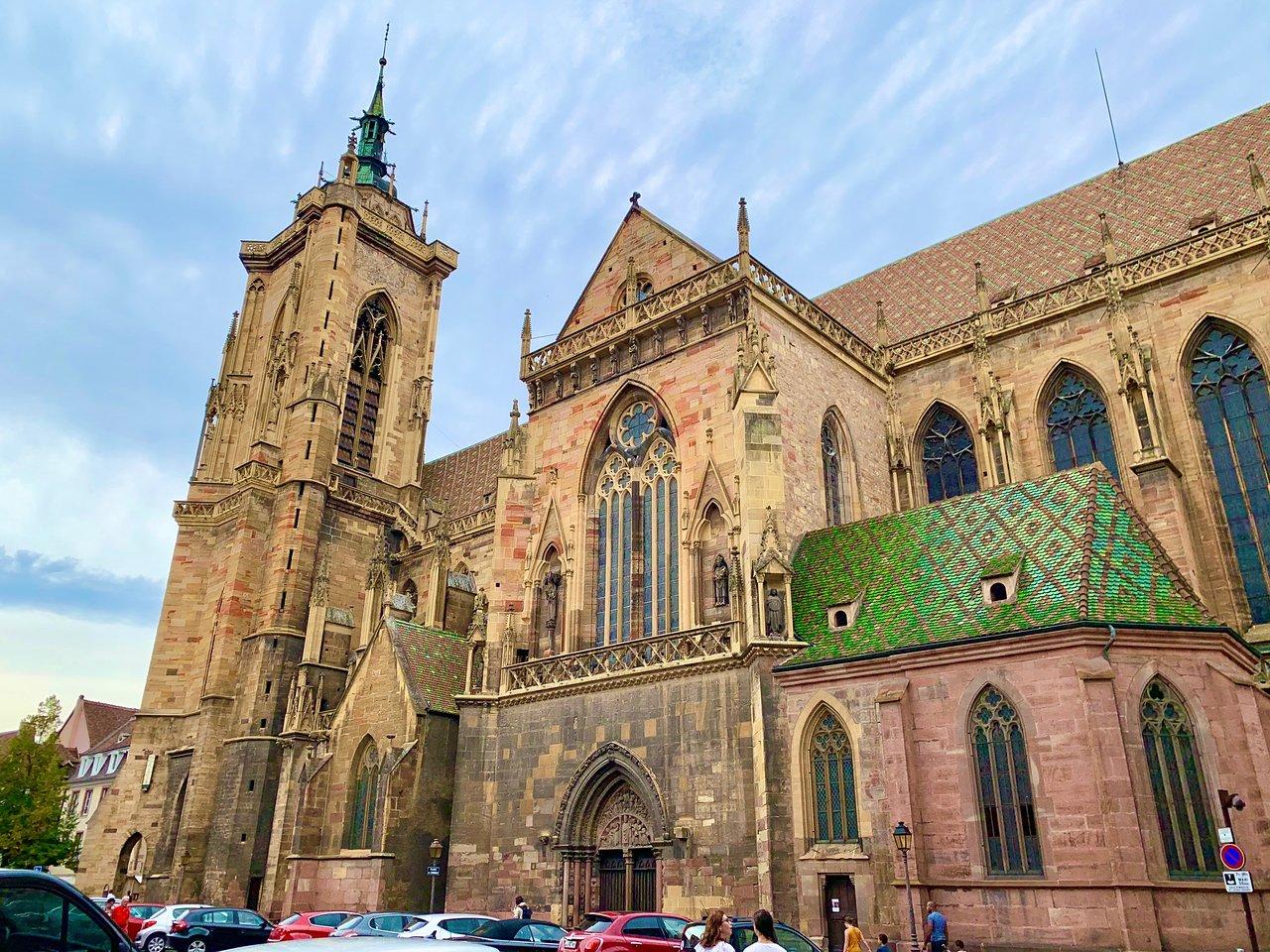 Colmar église des Dominicains
