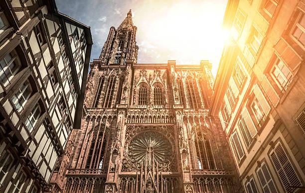 Cathédrale de Strasbourg visiteurs