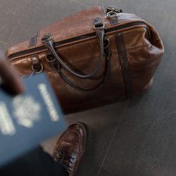 sac et passeport