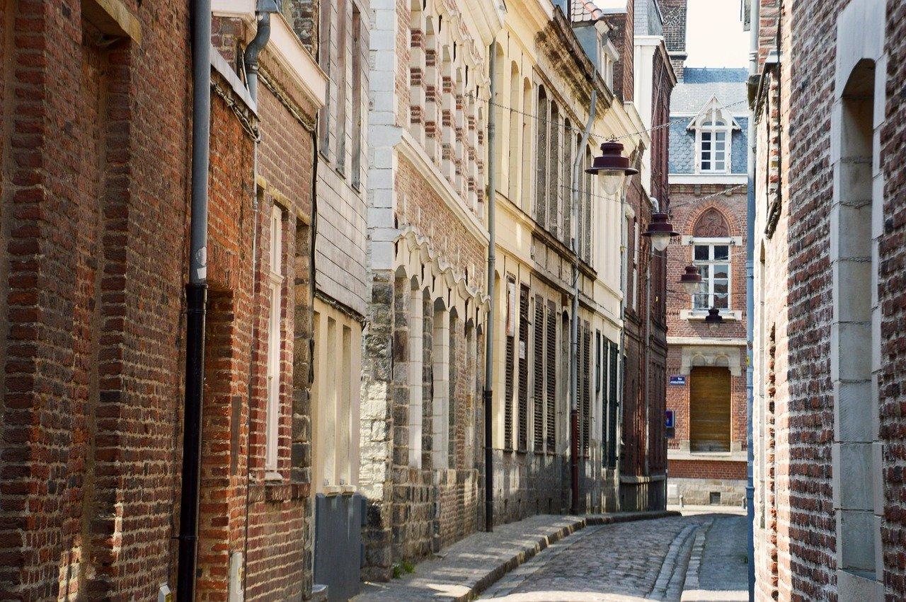 Rue Coquerez à Lille