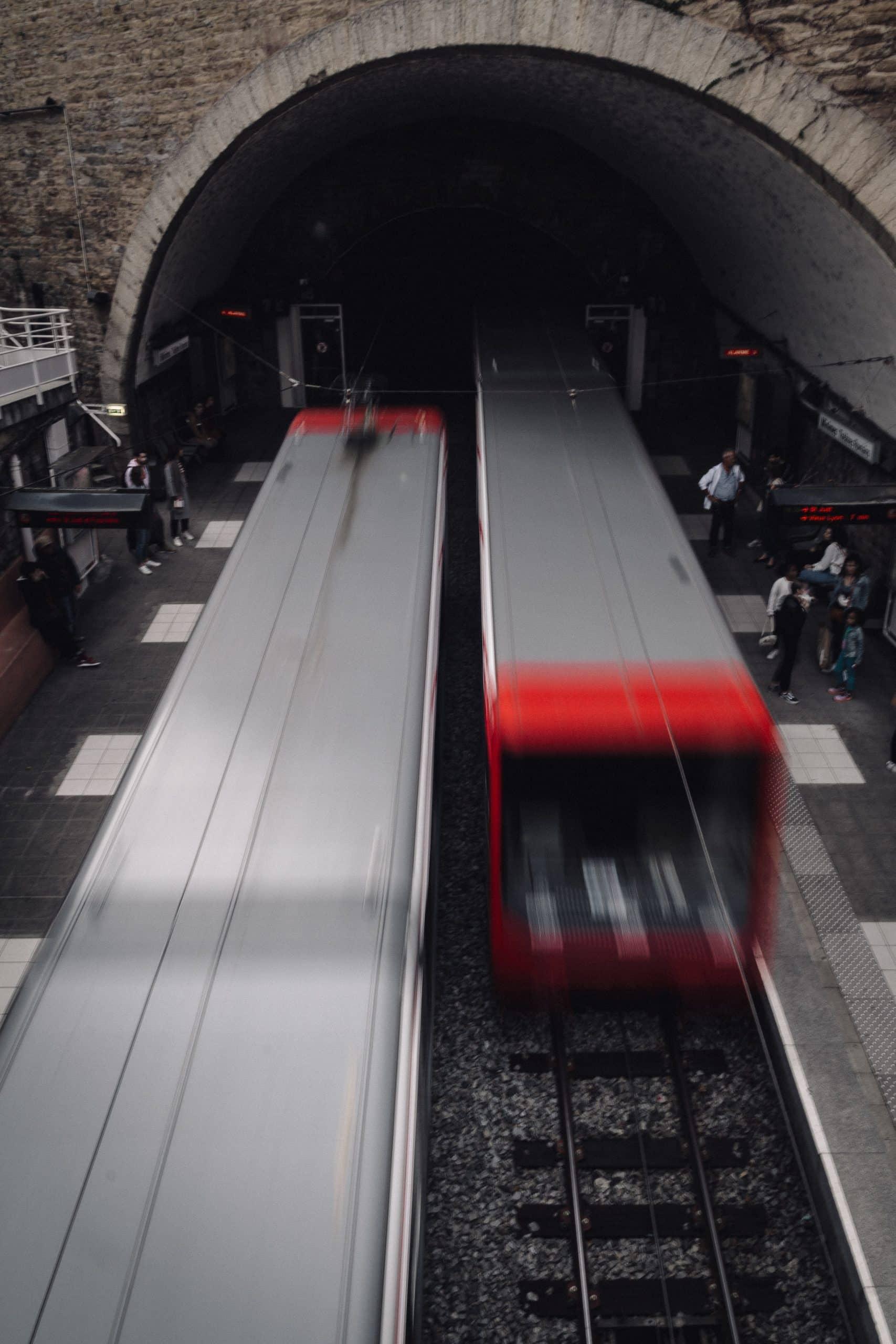 transports métro lyon